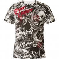 Футболка BLACKTOOTH GRIN WHITE - Xtreme Couture