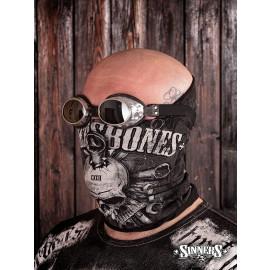 "Многофункциональная бандана ""CUSTOM & CHROME"" - Sinner's Bones"