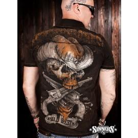 Поло Wild West - Sinner's Bones