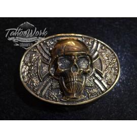 Пряжка Skull Helmet