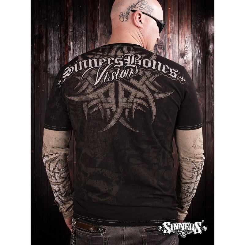 Футболка Visions - Sinner's Bones